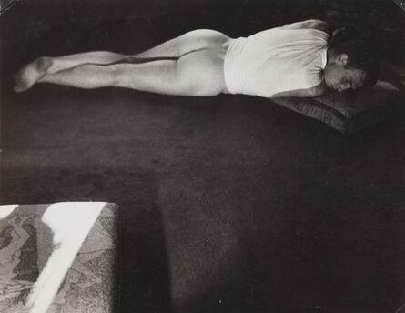 George Platt Lynes, '[Nude from the Rear, Mel Fillini]', ca. 1940