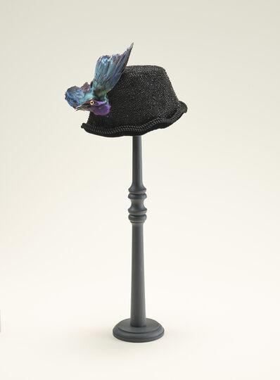Artists Anonymous, 'Woman's hat', ca. 1890