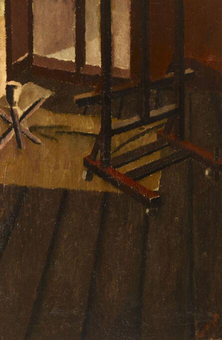 David Bomberg, 'The Studio', 1919