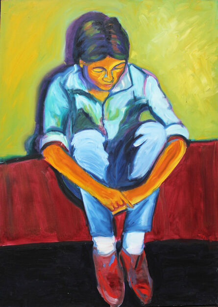 Margaret Garcia, 'Untitled', c. 1988