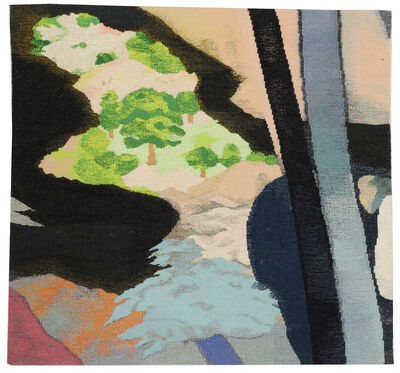 R. B. Kitaj, 'If Not, Not (study for British Library Tapestry)', 1992