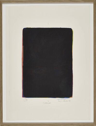 Richard Hamilton, 'Licht Druck (Light Print, part of 'Flower Piece')', 1974