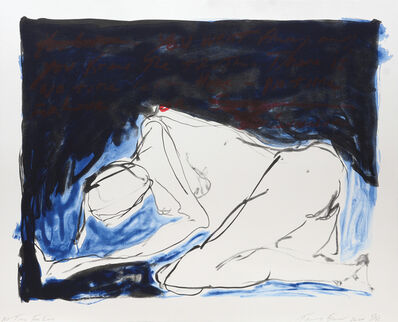 Tracey Emin, 'No Time For Love.', 2020