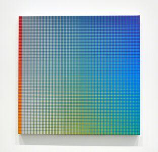 Sanford Wurmfeld, 'II-12 (LN-BG/N-B) + B/1(O)', 2018