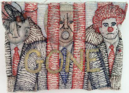 Patricia Dahlman, 'GONE', 2020