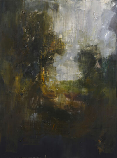 Jake Wood-Evans, 'The Cornfield, after Constable', 2019