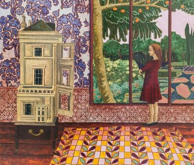 Kate Montgomery, 'Ornamental Gardens', 2018