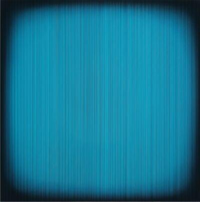 Hyun-sik Kim, 'Percy the Aqua- blue?', 2017