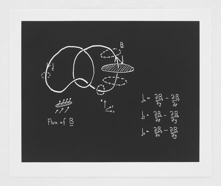 Simon Donaldson, 'Concinnitas: Ampère's Law', 2014