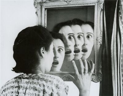 Grete Stern, 'Quien Será?', 1949