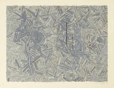 Jasper Johns, 'The Dutch Wives ', 1977