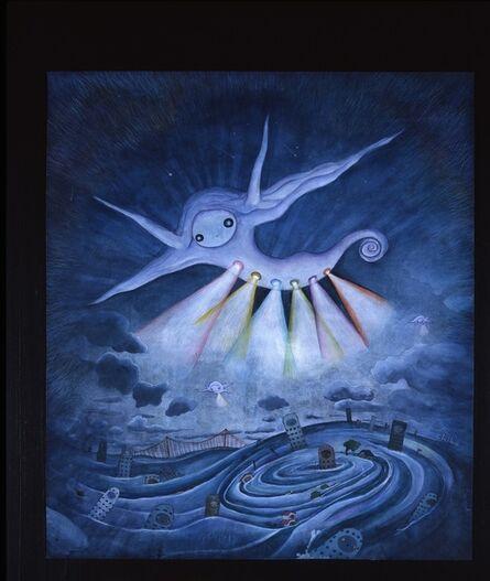 Chiho Aoshima, 'It's Your Friendly UFO!', 2009
