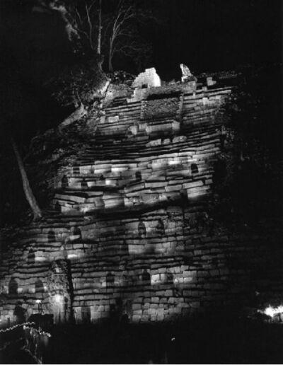 Leandro Katz, 'Copán- Ritual for a Transfigured Time [Structure 11], (Copán- Ritual para un Tiempo Transfigurado) [Structure 11]', 1992