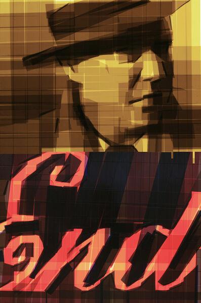 Mark Khaisman, 'Tape Noir 43 / 71', 2012