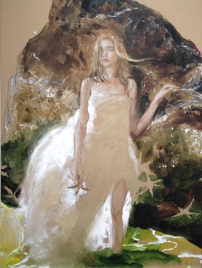 Jamie Wyeth, 'Study for Sleepwalker', 2013