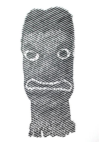 Ian Kuali'i, 'Akua Hulu Manu/Feathered God #4', 2019