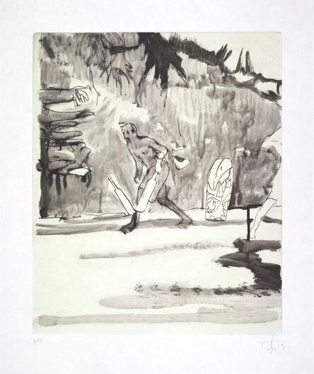 Peter Doig, 'Beach (Cricket)', 2013