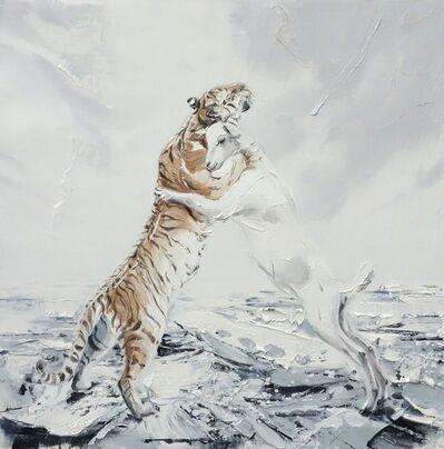 Shen Shubin 申树斌, 'Embracing No. 24', 2018