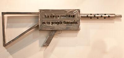 Juan Matías Alvarez, 'La única realidad es tu propia fantasía', 2014