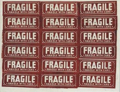 Andy Warhol, 'Fragile', 1962