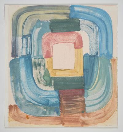 Anna Kunz, 'Flood Tide #18', 2021