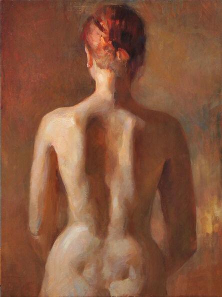 Ramiro, 'Nude, Back', 2017