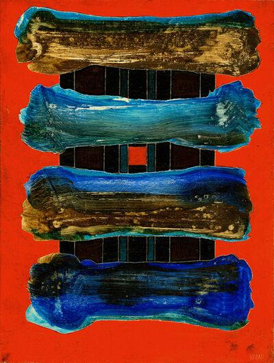 Gian Berto Vanni, 'Here We Stopped', 1994