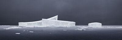 David Burdeny, 'Mid-day Grey, Antarctica', 2007