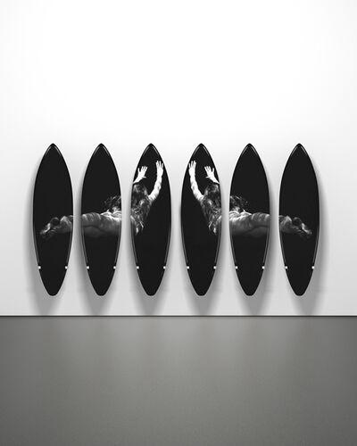 Michael Dweck, 'Body Surf', 2018