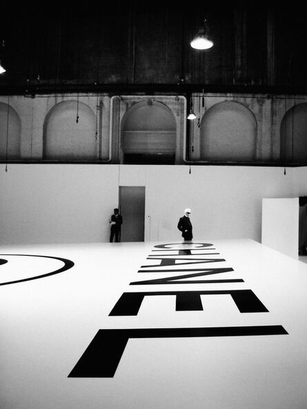 Simon Procter, 'Lagerfeld Above Chanel', 2006