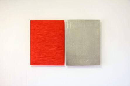 Masayuki Tsubota, 'the wall of self_vstfw1', 2013
