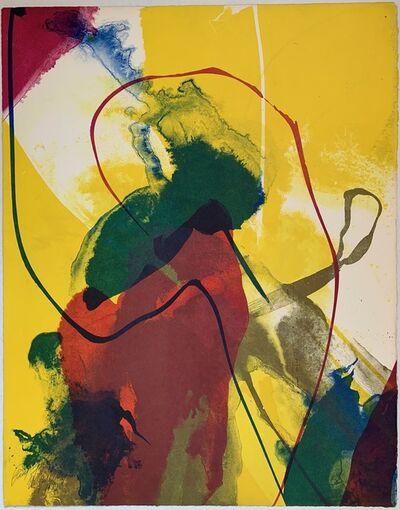 Paul Jenkins, 'Untitled', 1972