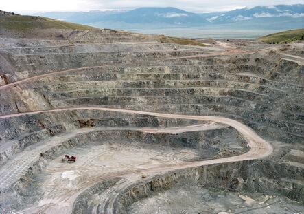 Victoria Sambunaris, 'Untitled (Talc mine, dawn), Cameron, Montana', 2009