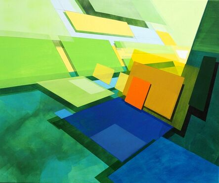 Paul Kirley, 'Abstract Landscape 43', 2015