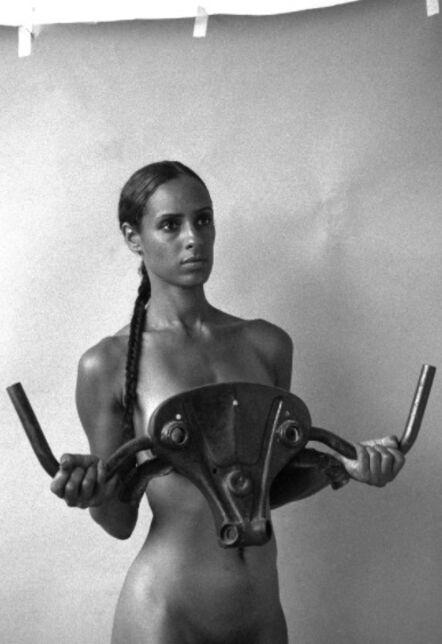 Delphine Diallo, 'Mother – Female Minotaure', 2016