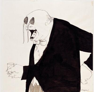 Tomi Ungerer, 'Untitled ', 1966