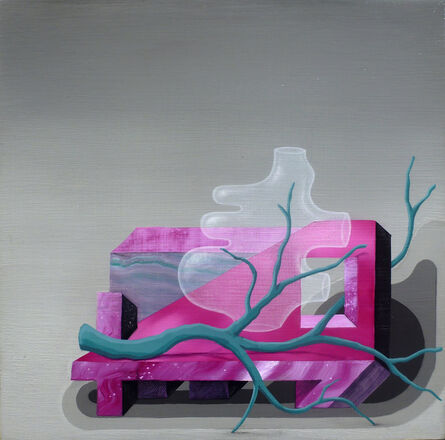 Mark S. Nelson, 'Relational Object Distortion', 2014