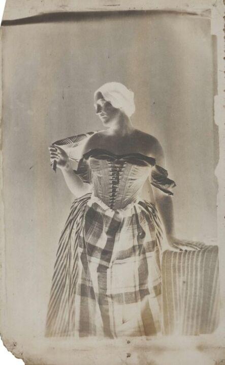 Julien Vallou de Villeneuve, 'Woman Standing', 1852
