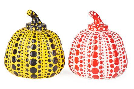 Yayoi Kusama, 'Pumpkin (Red & Yellow)', 2013