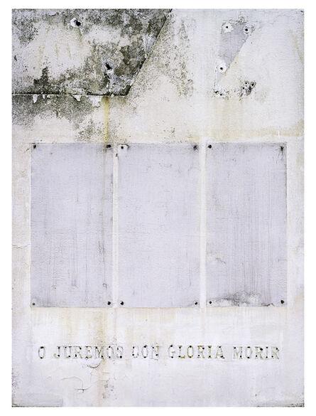 Santiago Porter, 'Monument | Monumento', 2009