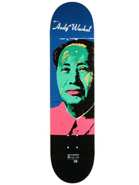 Andy Warhol, 'Mao skateboard deck', ca. 2011