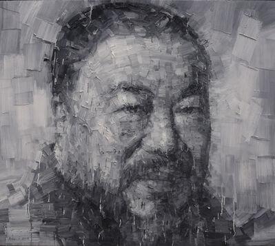 Adam Chang, 'Ai Wei Wei No.3', 2014