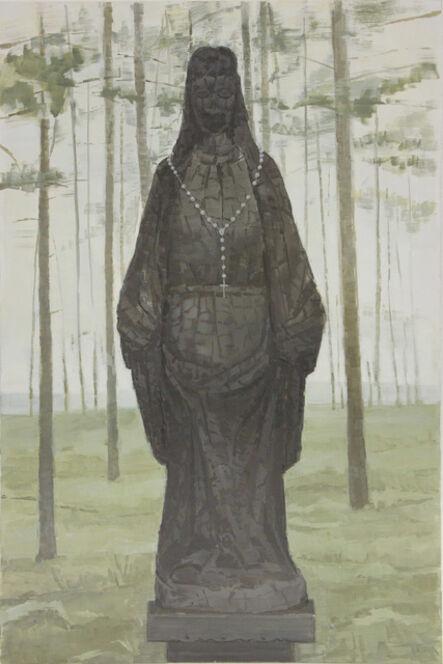 Eglė Ulčickaitė, 'Pine Forest', 2019