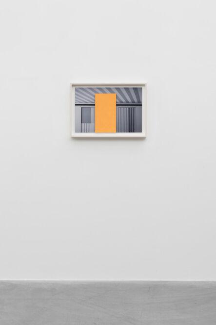 Ricardo Alcaide, 'INTRUSION N°56 (SHADE OF PROGRESS)', 2015