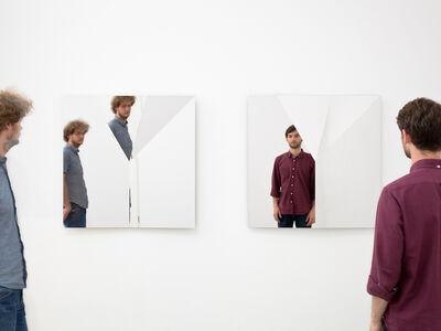 Jeppe Hein, 'Fold II', 2014