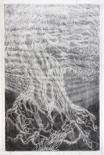 Christian Schwarzwald, 'Stricher (5)', 2017