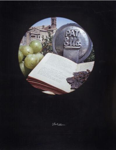 Luca Maria Patella, 'PAT Ella. con SOL azione', 1985