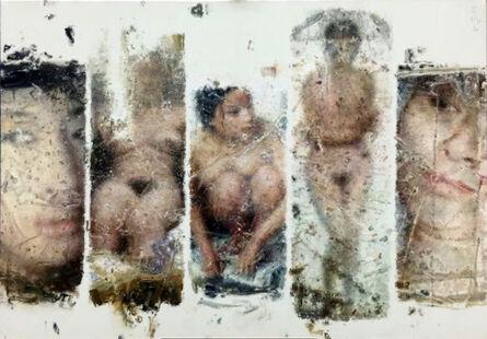 Shi Chong, 'Strained Breath No.2', 2017