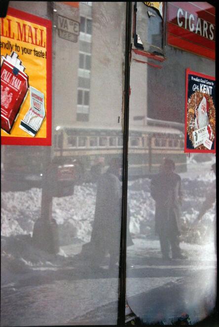 Saul Leiter, 'Snow Scene', 1960