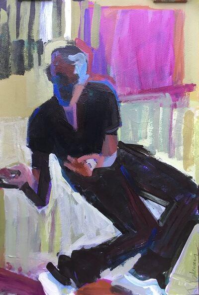 Janet Pedersen, 'Jazz Man', 2020